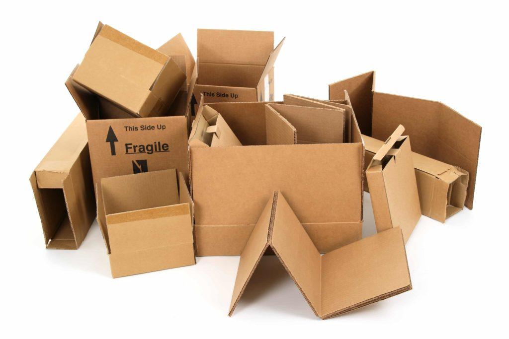 packaging types